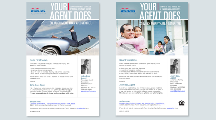 AmFam email