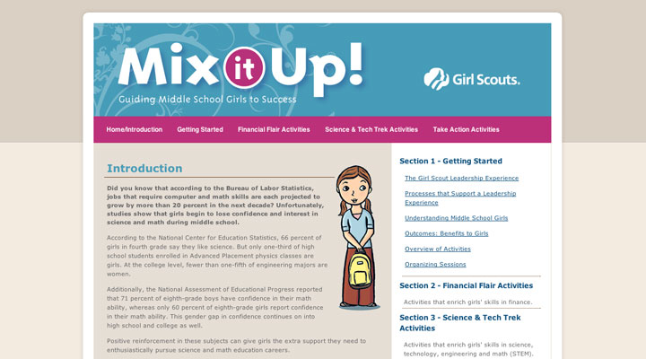 mix it up website