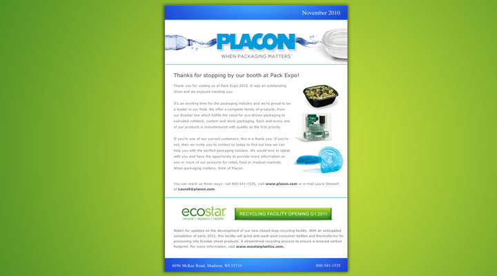 placon email